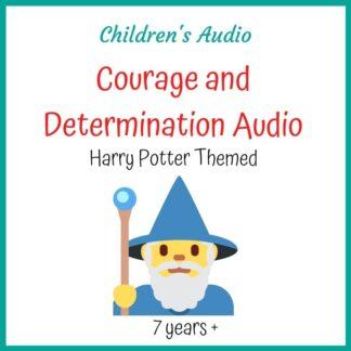 Courage & Determination - Children's Audio Download 7+ yrs