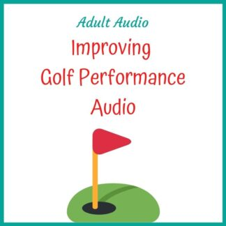 Golf Performance - Adult Audio Download