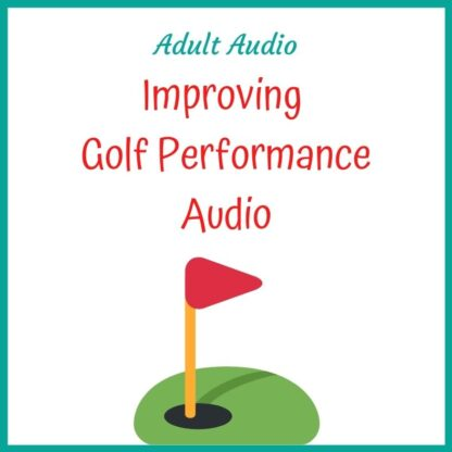 Golf Performance - Adult Audio Download