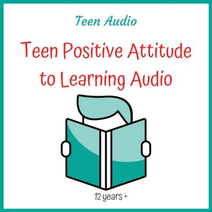 Teen attitude to learning Audio Download